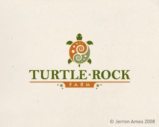 turtle logo design inspiration 25 25 Turtle Logo Design Inspiration