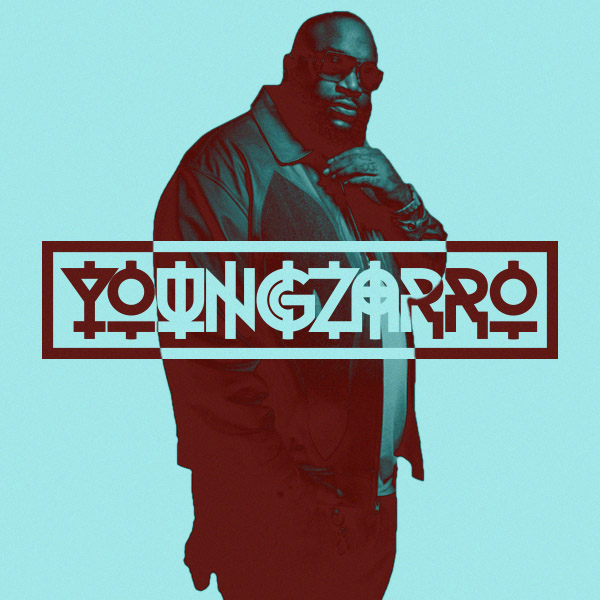 YOUNGZARRO 01 Typography Inspiration #12