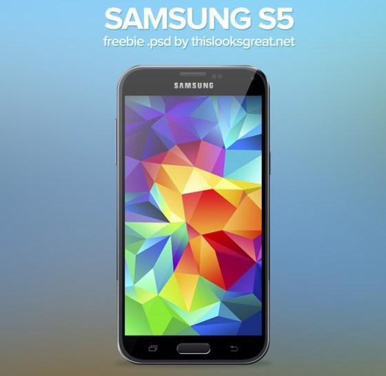 galaxy s5 mockup 02 5 Free Samsung Galaxy S5 mockup