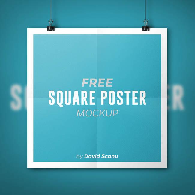 Free-Square-Poster-Mockup-07