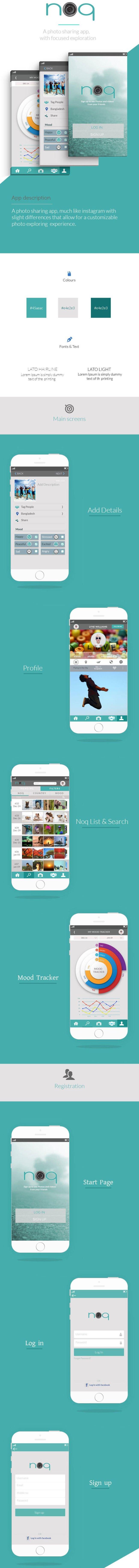 Instagram-like-mobile-app-design