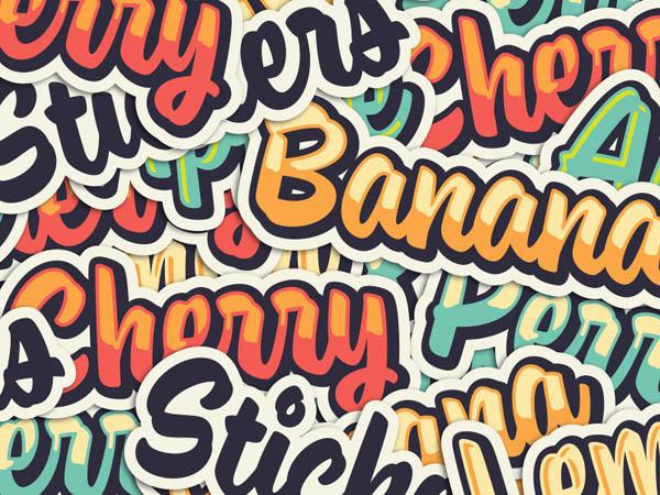 Paintlay typeface