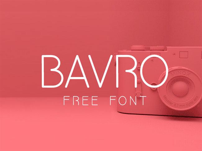 Bavro-font-01