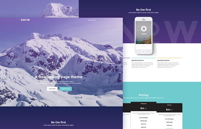 Snow-free-app-landing-page-01