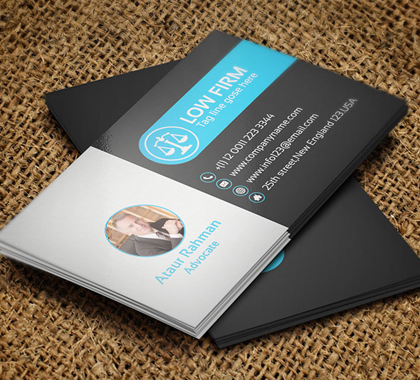 lawyer business cards vector free images card design and