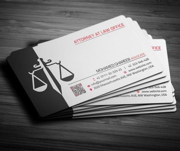 25 creative lawyer business card templates smashfreakz