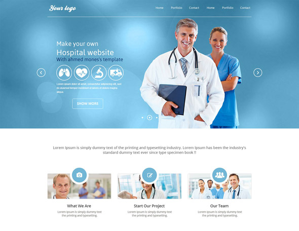 hospital-psd-template-11