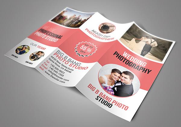 Flat Brochure Design 07