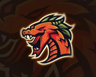 dragon logo 03