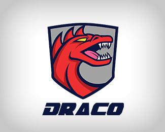 dragon logo 04