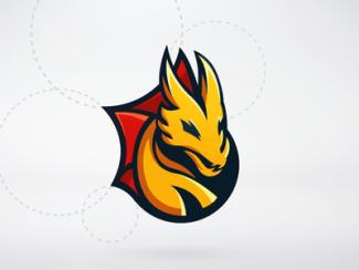 dragon logo 20