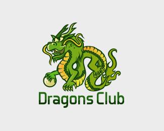 dragon logo 29