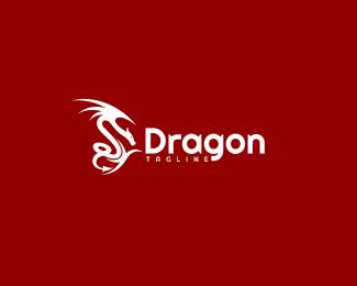 dragon logo 30