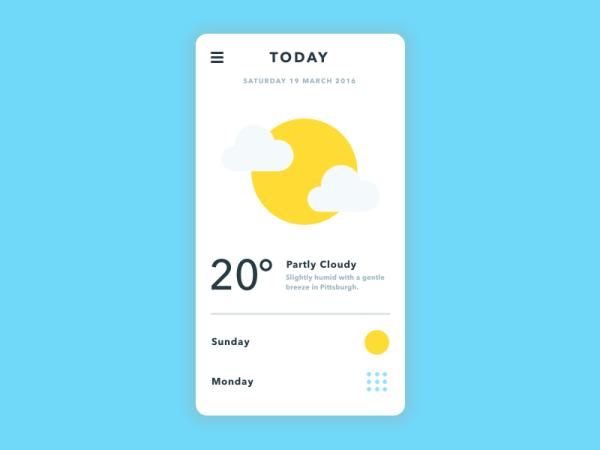 minimalist app ui 08