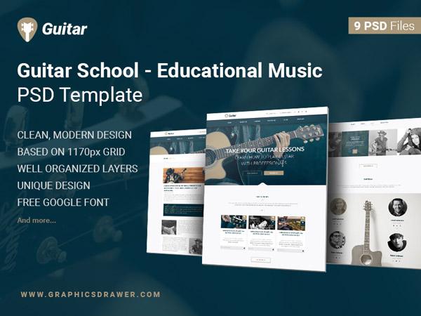 music-psd-template-12