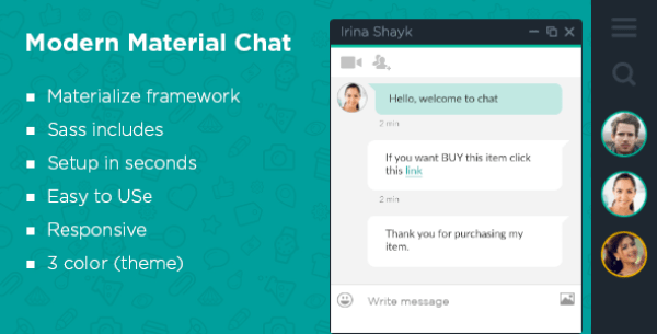 jQuery Chat 05