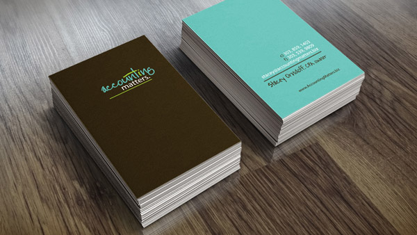 Accountant Business Card 18