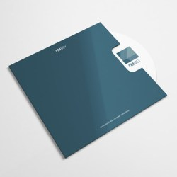 CD Cover Mockup Template