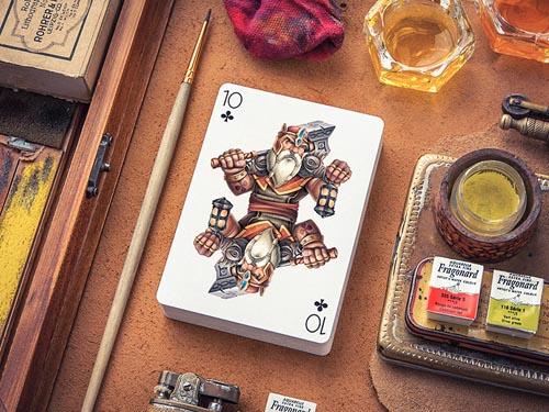 Playing Card Design 02