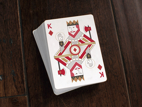 Playing Card Design 11