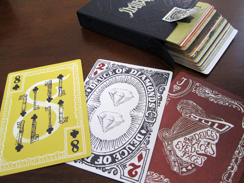 Playing Card Design 13
