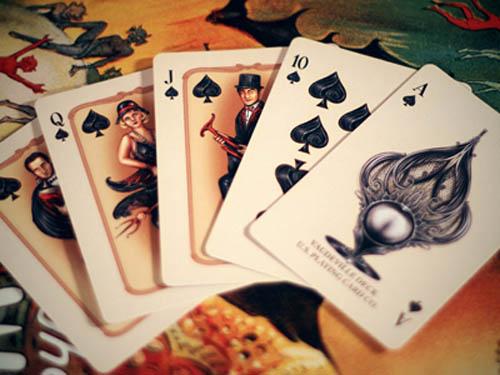 Playing Card Design 15