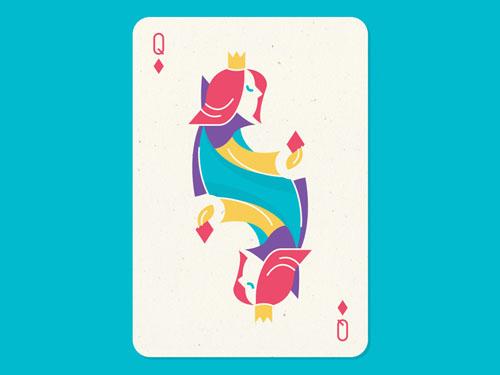 Playing Card Design 25