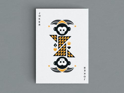 Playing Card Design 36