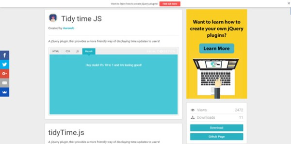 jQuery Time Picker Plugins 09