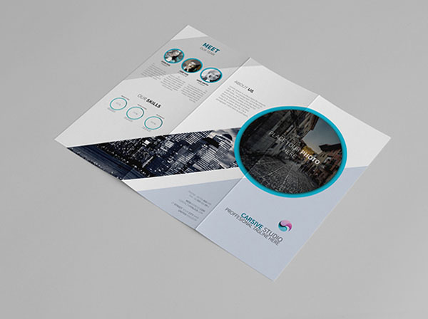 Free Trifold Brochure Templates You Should Download - Brochure tri fold templates