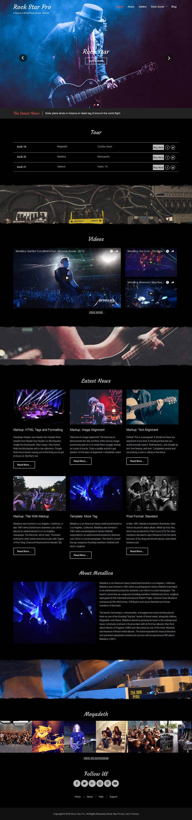 rock-star-wordpress-theme