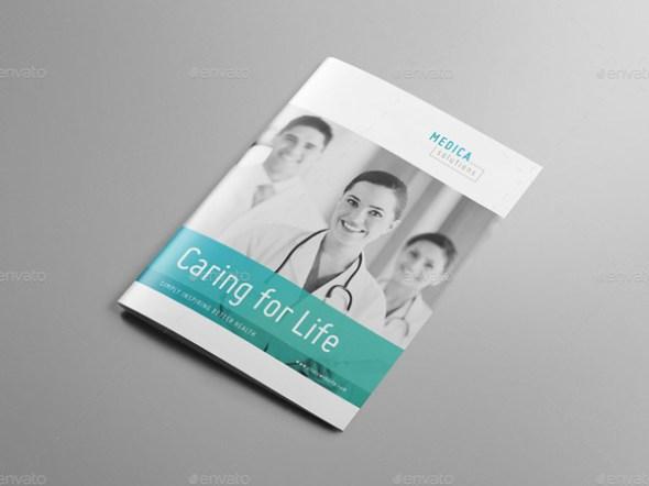 medical brochure templates