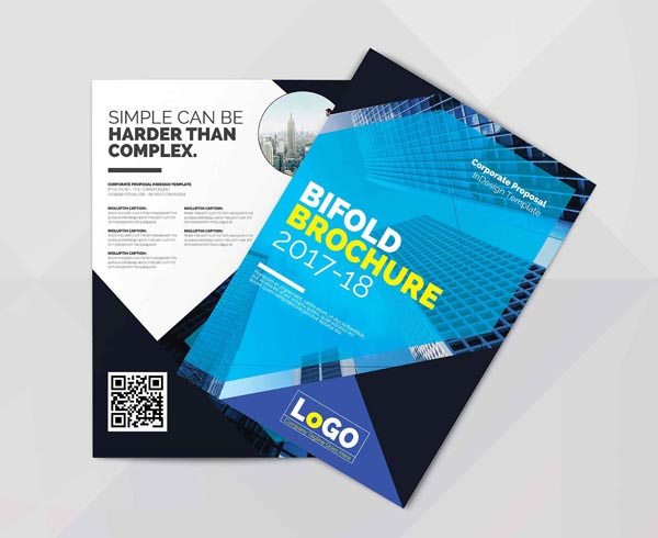Free InDesign Brochure Templates For Any Purpose - Free indesign brochure template