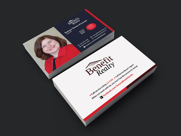 real estate business card ideas - Paso.evolist.co