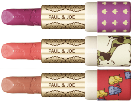 Paul & Joe Makeup Collection Spring 2013 swatches pictures sneak peek