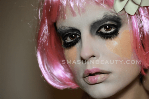 Illamasqua makeup 2013 heart broken makeup collection swatches