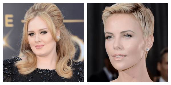 Oscars 2013 Red Carpet Top Pick Beauty best skin best false eyelashes