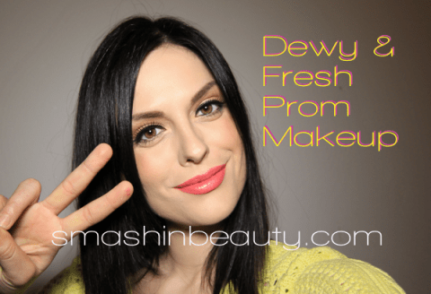 Fresh Dewy Easy Simple Fast Prom Makeup Tutorial Oscars 2013 Makeup tutorial Amanda Seyfried