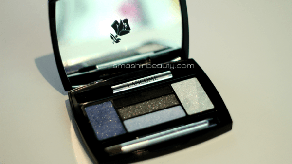 Lancome Summer 2013 Alber Elbaz Collection Midnight Rush Swatches Makeup Review
