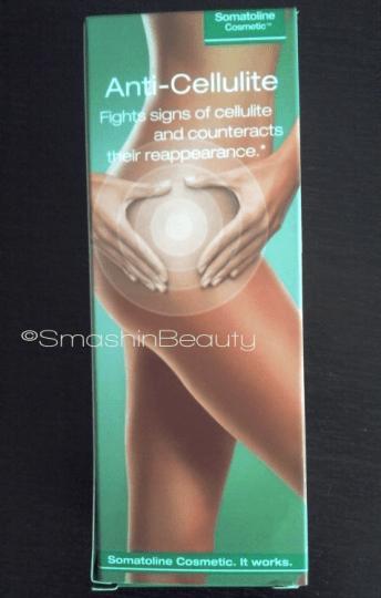 Somatoline cosmetic anti-cellulite treatment cream review