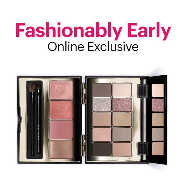 Bobbi Brown Twilight Pink Lip & Eye Palette Holiday 2013