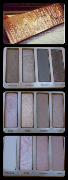Urban Decay Naked 3 Palette Swatches Hoax Real Sephora