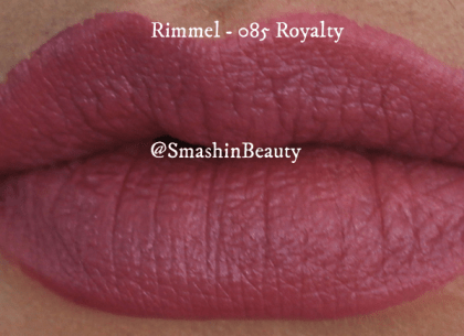 Rimmel Royalty 085