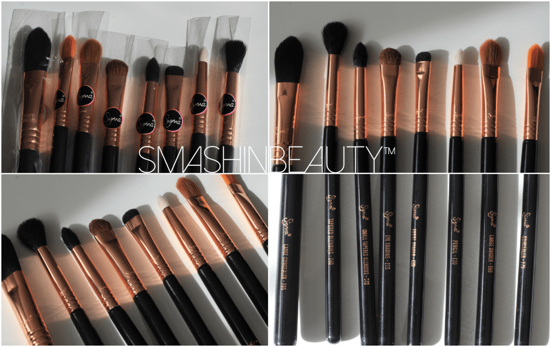 Sigma BEauty Extravaganza Copper Kit 2