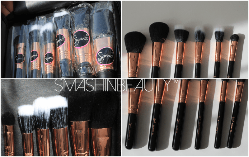 Sigma Beauty Extravaganza Copper Kit 4