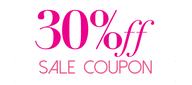 Sigma Beauty 30 Off sale coupon code august 2014