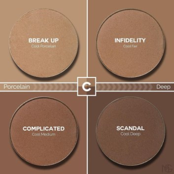 Makeup Geek Break Up Infidelity complicated scandal swatches