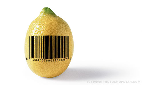 recreating barcode 121 35 Fresh and Useful Photoshop Tutorials