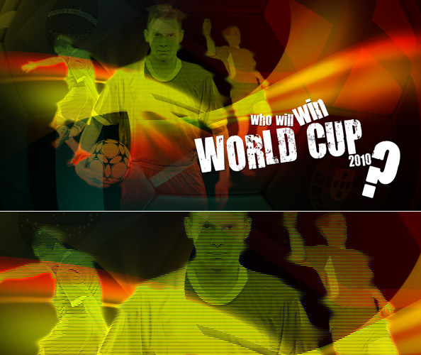 worldcup 35 Fresh and Useful Photoshop Tutorials
