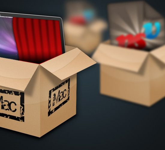 Create a Shiny 3D Box 27 New and Fabulous 3D Tutorials in  Photoshop